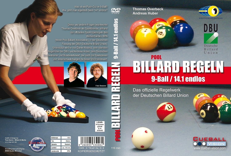 billard 9 ball regeln