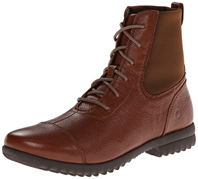 Bogs Womens Alexandria Lace Waterproof Leather Boot