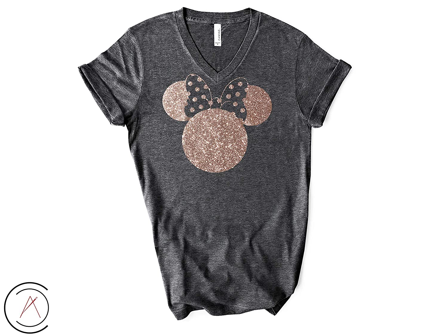 Mouse ears Ladies black Birthday Girl t-shirt Best Birthday Ever Minnie