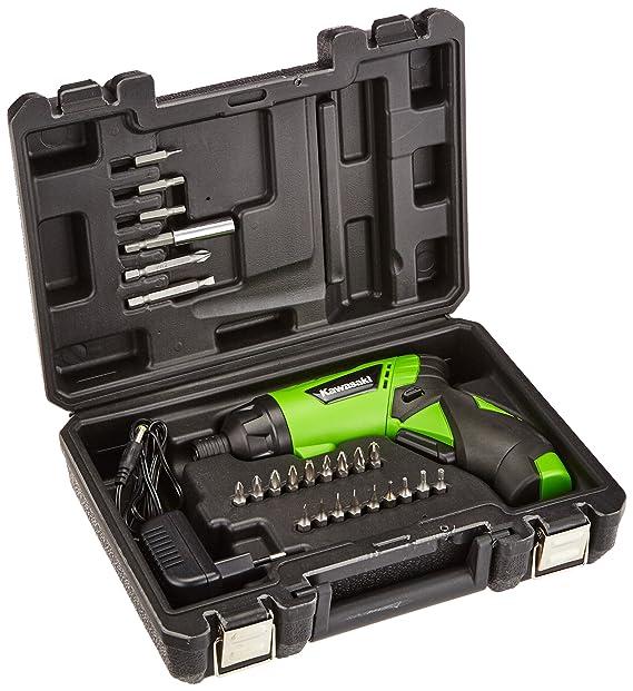 Kawasaki 603010121 - Destornillador inalámbrico