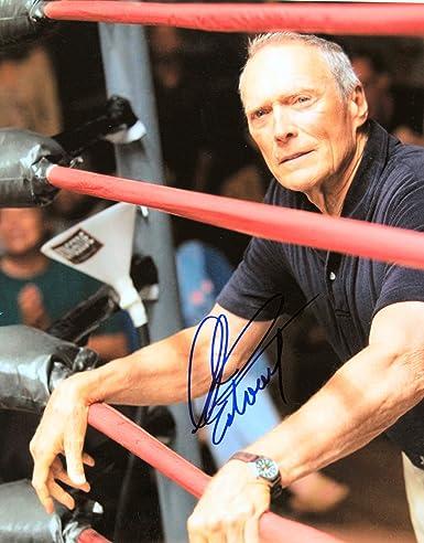 Space Cowboys Autogramm Clint Eastwood Dirty Harry Autograph