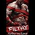 Filthy (Spada Crime Family Book 1)