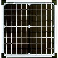 Panel solar enjoysolar® de 12 V, módulo solar monocristalino, Mono 20A
