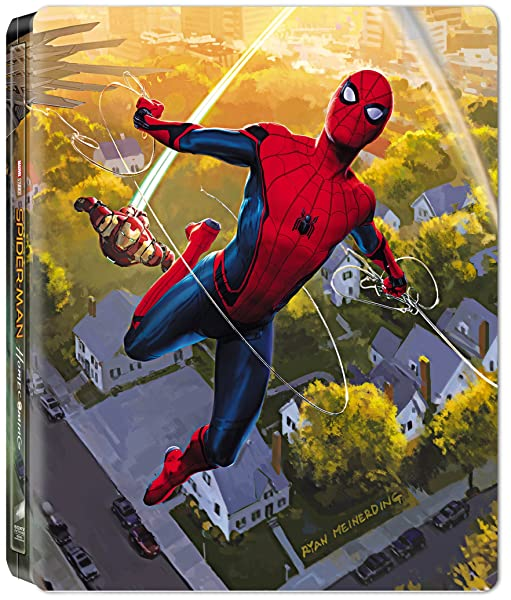 Spider-Man: Homecoming 91Fhg9fTWbL._SL600_