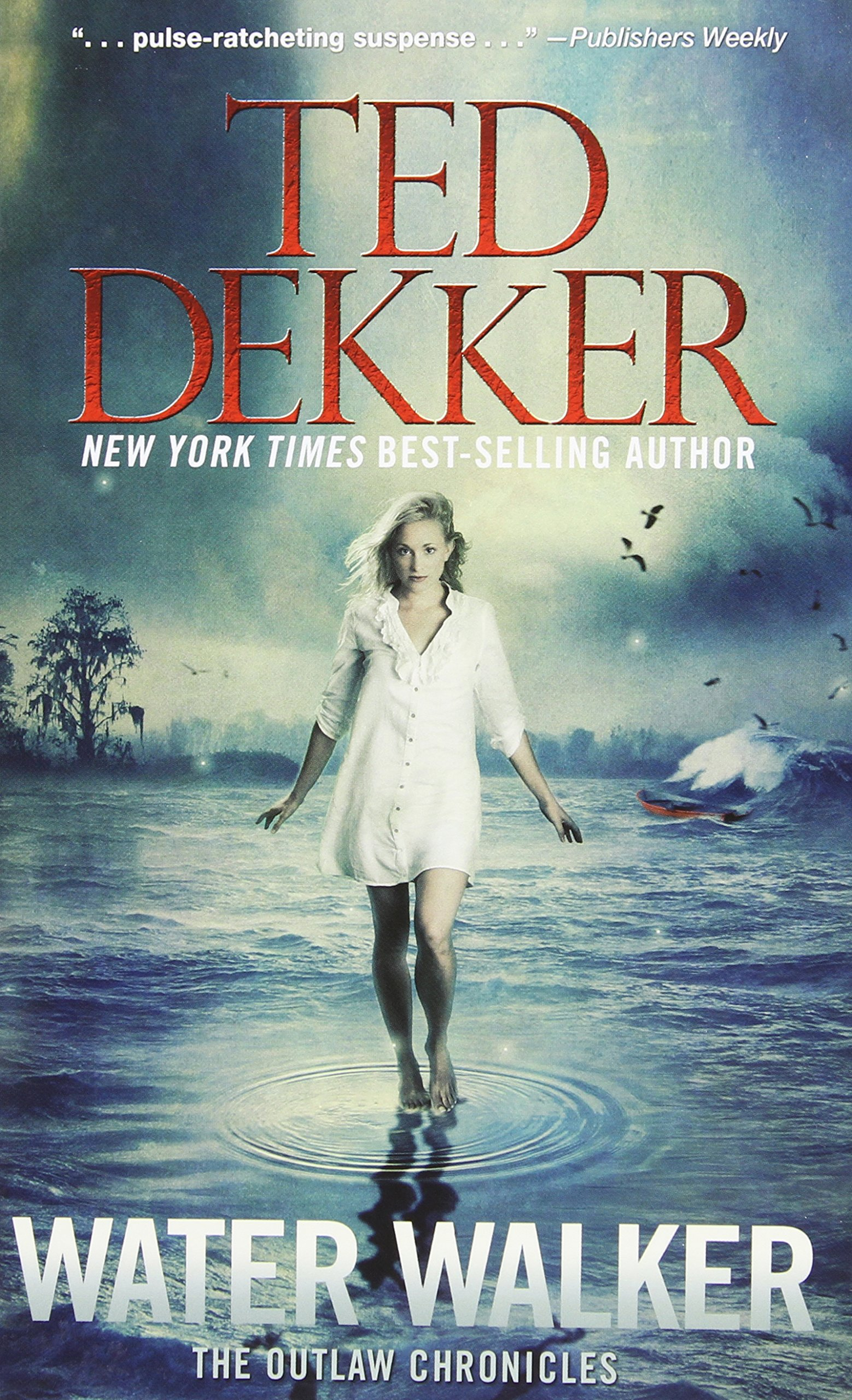 Read Online Water Walker (The Outlaw Chronicles) pdf