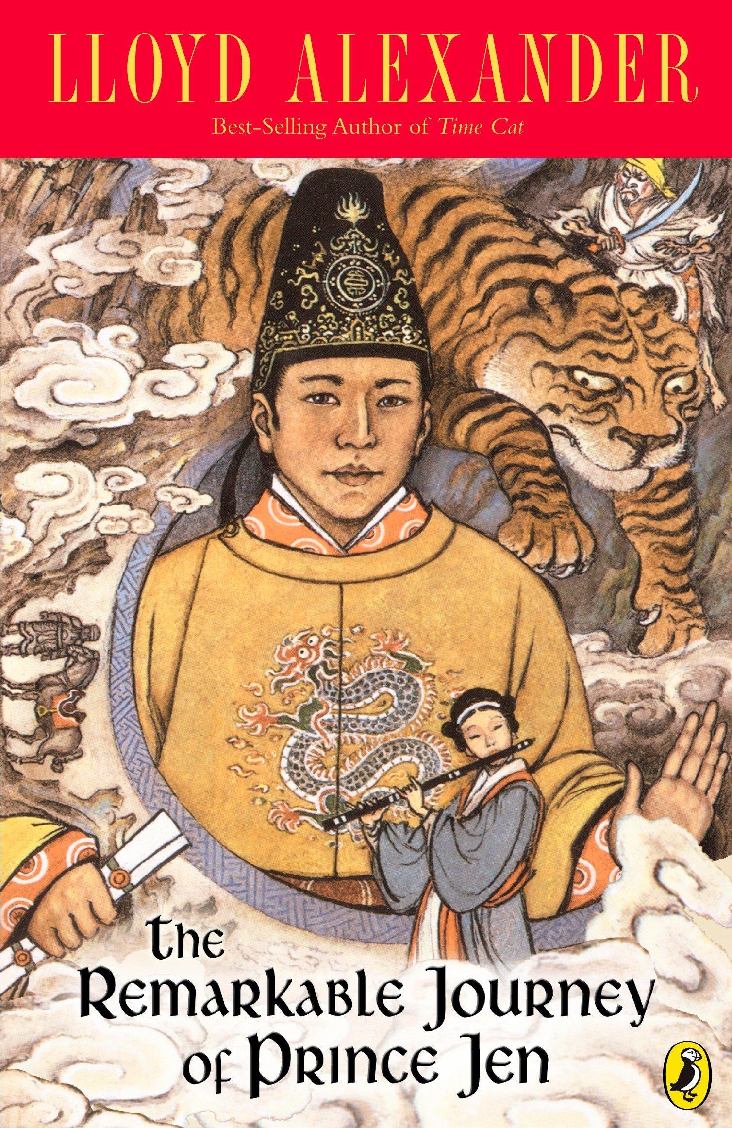 Image result for remarkable journey of prince jen
