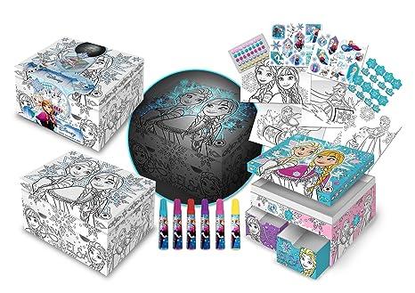 FRAJODIS 0007091u - Estuche joyas con para colorear y ...