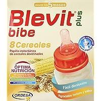 Blevit Plus Bibe 8 Cereales para Bebé - 2 de 300 g
