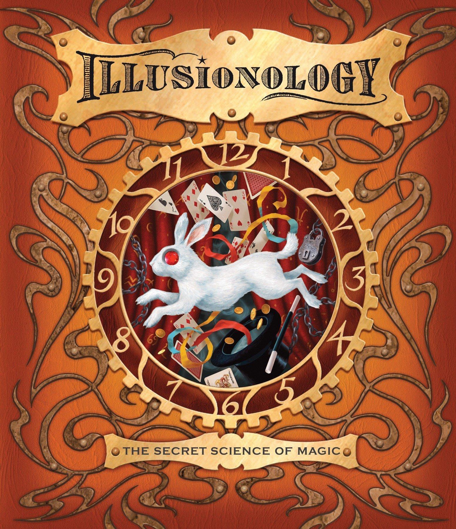 ILLUSIONOLOGY - NEW HARDCOVER BOOK SCHAFER ALBERT D