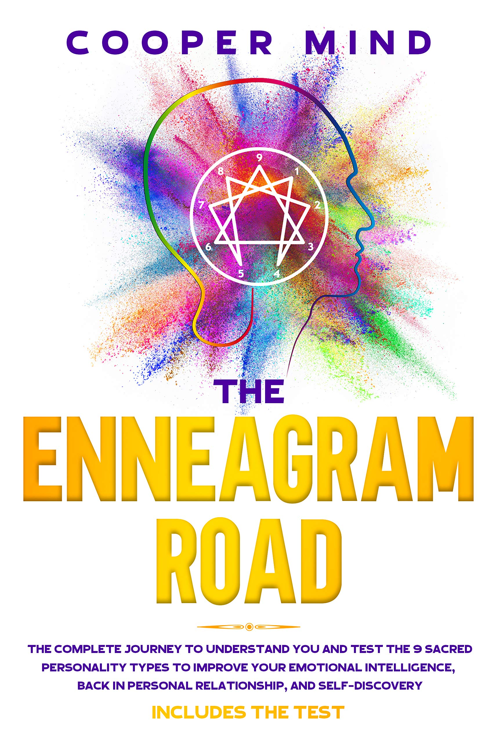 The Enneagram Road  The Complete Journey To Understand You And Test The 9 Sacred Personality Types To Improve Your Emotional Intelligence Back In Personal ... And Self – Discovery  English Edition