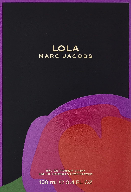 Marc Jacobs Lola By Marc Jacobs for Women Eau De Parfum Spray, 3.4-Ounce 100 Ml