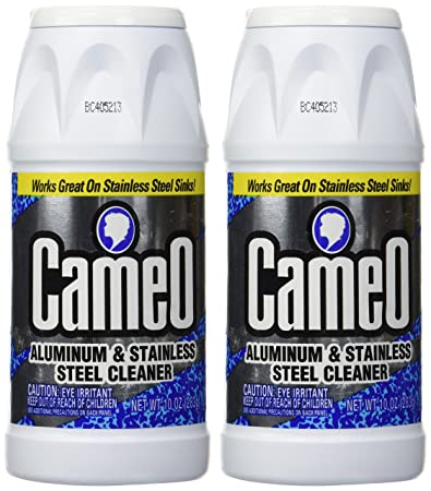 Cameo Aluminum U0026 Stainless Steel Cleaner   10 Oz ...