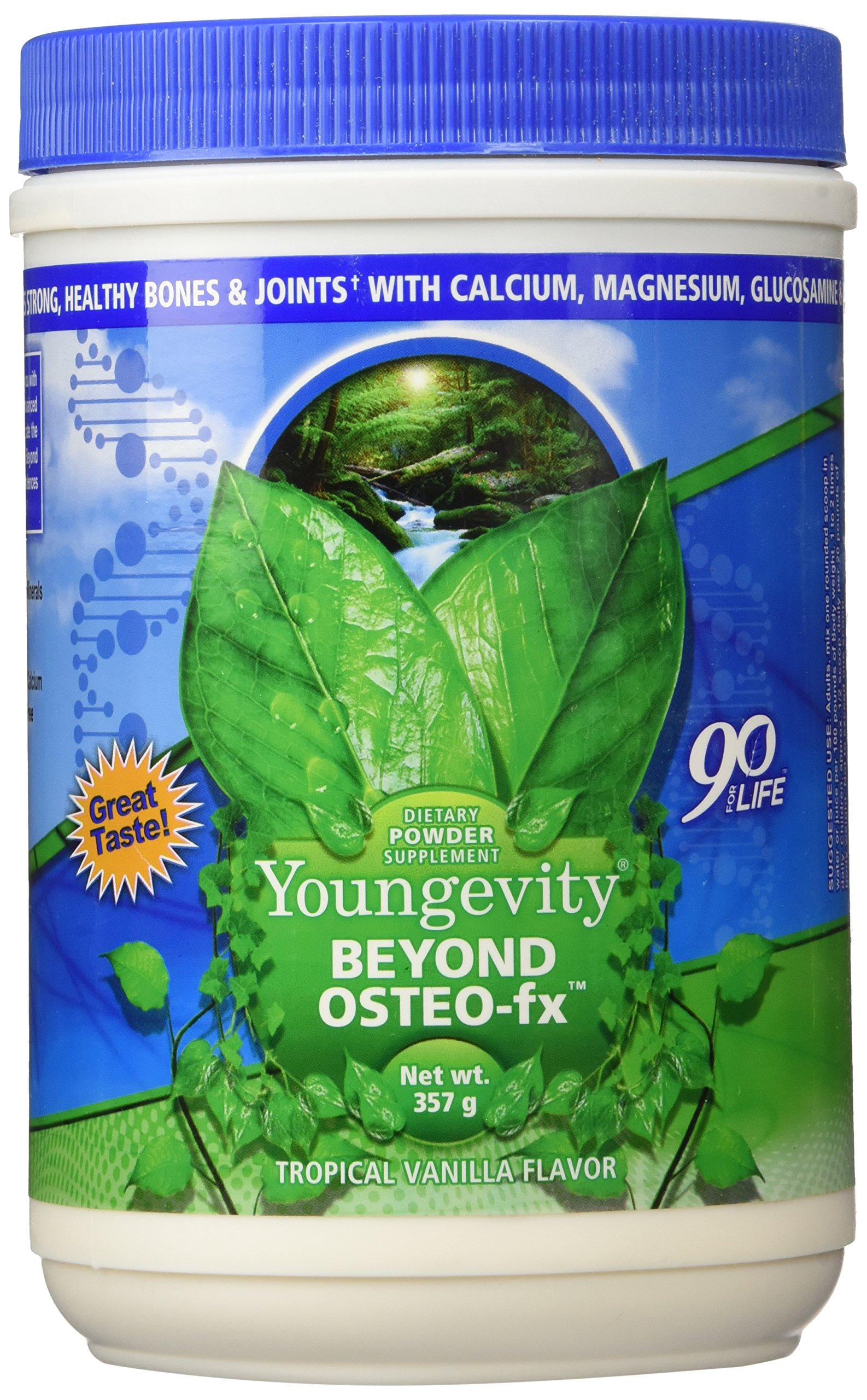 BEYOND Osteo Fx POWDER - 357g Canister Tropical Vanilla Flavor
