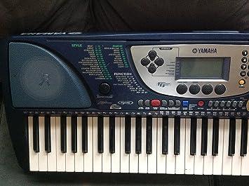 Yamaha PSR270 61-Key MIDI Portable Keyboard with Education Suite
