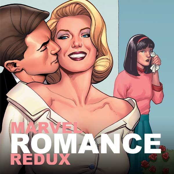 Marvel Romance Redux (2006) (Issues) (5 Book Series)