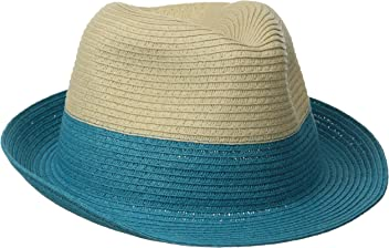 62cd1cb5 Physician Endorsed Women's Jackie G Small Packable Fedora Sun Hat, Rate UPF  50+ for