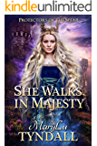 She Walks in Majesty (Protectors of the Spear Book 3)