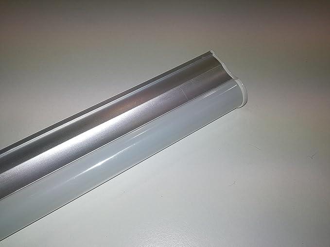 Plafoniera Con Tubo Led : Tubo led t5 con plafoniera 220 volt an 12 : amazon.it