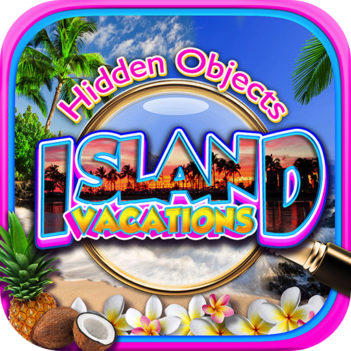 Hidden Objects Island Vacations - Vacation Hawaii, Bahamas & Caribbean Beach Travel Puzzle Game Pic Spot the Difference
