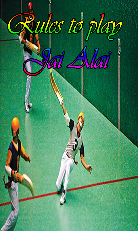 Rules to play Jai Alai: Amazon.es: Appstore para Android