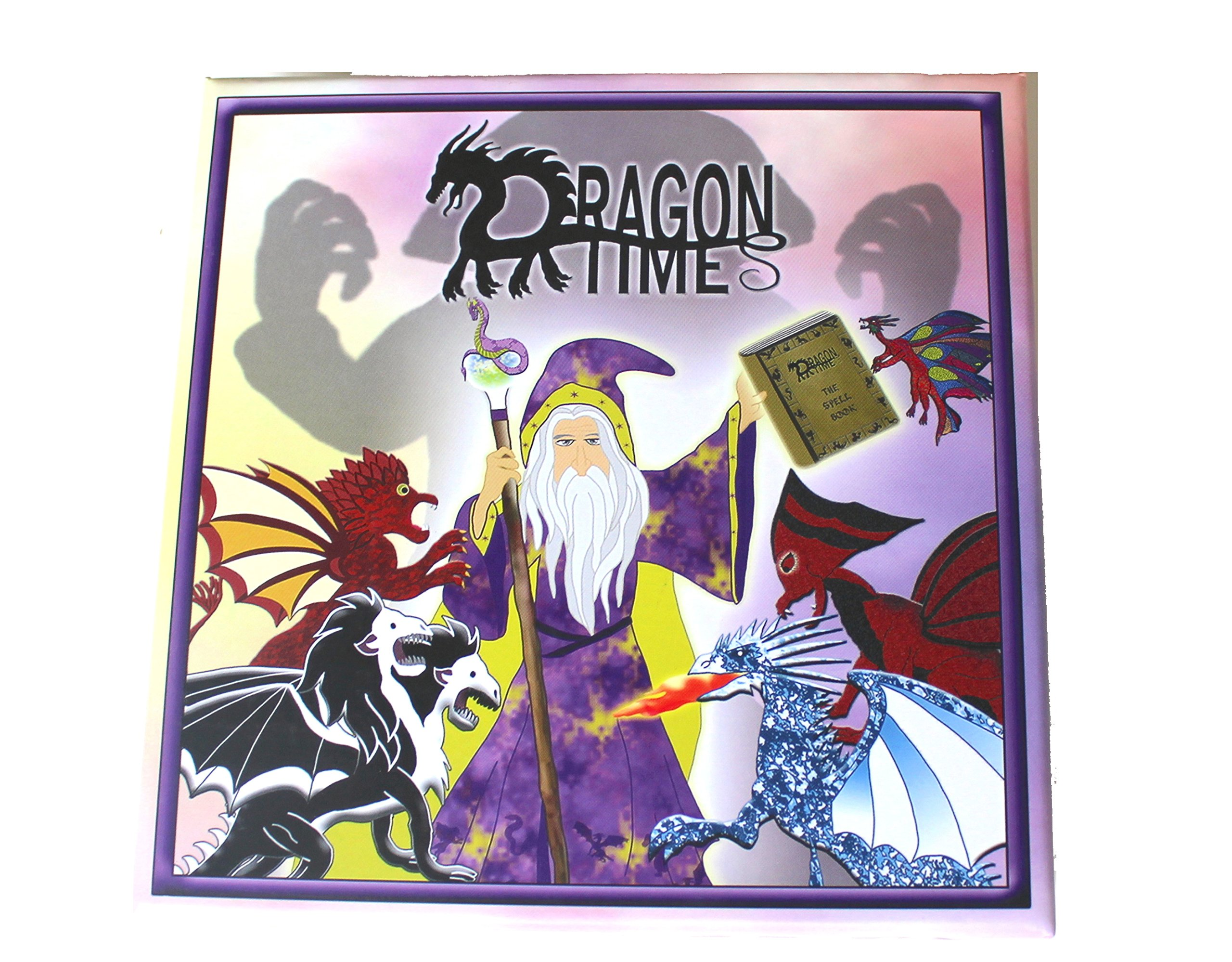 Dragon Times - A math adventure card game for kids