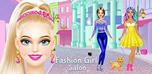 Fashion Girl Makeover - Spa, Makeup and Dress Up Game for Kids by Peachy Games LLC