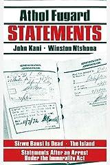 Statements Kindle Edition