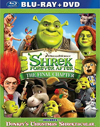 Shrek Forever After (2010) BluRay 720p 900MB [Hindi 2.0 – English DD 5.1] MKV