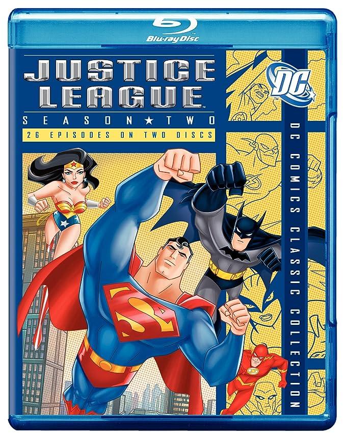 Justice League Of America: Season 2 [Edizione: Stati Uniti] [Reino Unido] [Blu-ray]