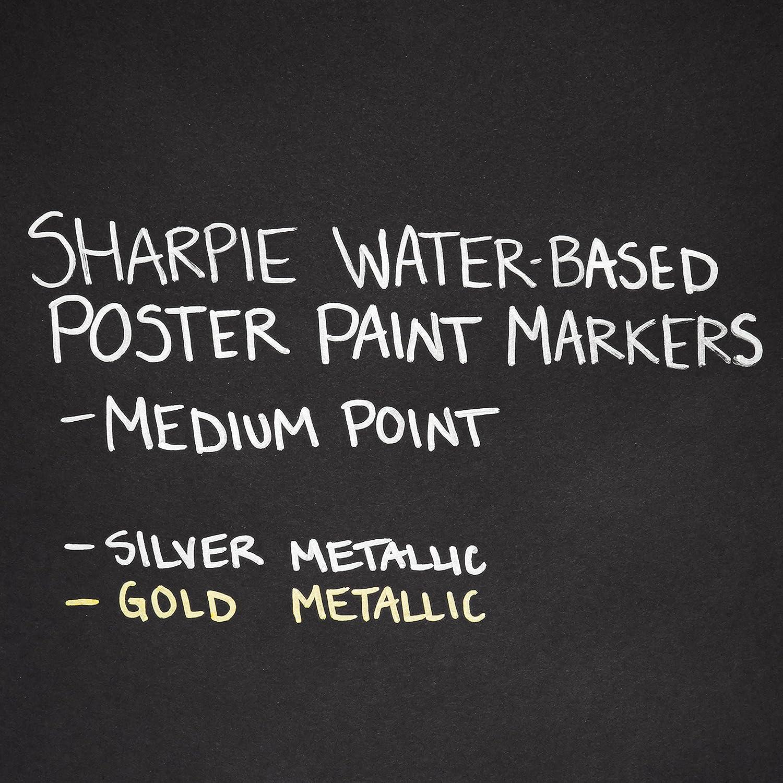 item 2 Premium Water-based Paint Markers Medium Point Assorted Fashion  Colors 12-Count -Premium Water-based Paint Markers Medium Point Assorted  Fashion ...