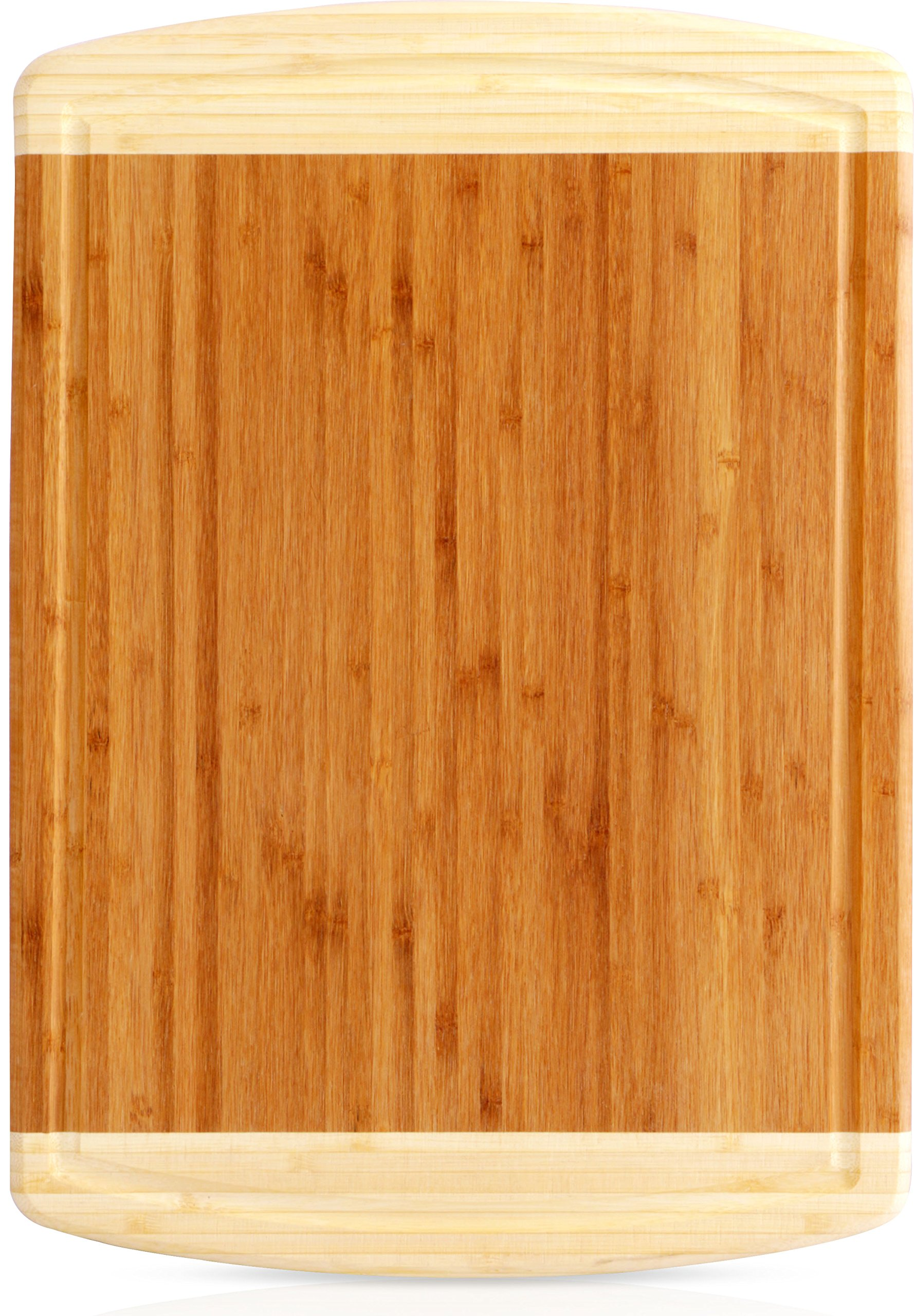 Utopia Kitchen Bamboo Cutting Board Large Bamboo Cutting Board for Chicken, Meat, and Vegetables by Utopia Kitchen (Image #2)