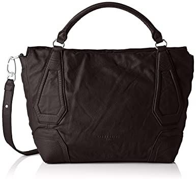 2a754709fd Liebeskind Berlin Kobe Bittersweet Brown  Handbags  Amazon.com