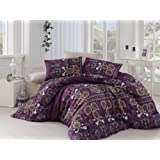 Nazenin home single quilt cover set