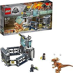 LEGO Jurassic World - Fuga del Stygimoloch (75927)