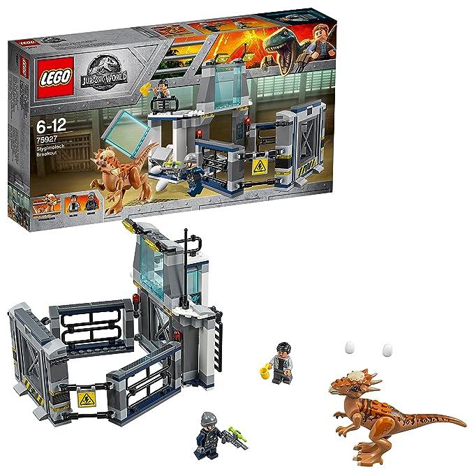 LEGO Jurassic World - Fuga del Stygimoloch, juego de construcción ...