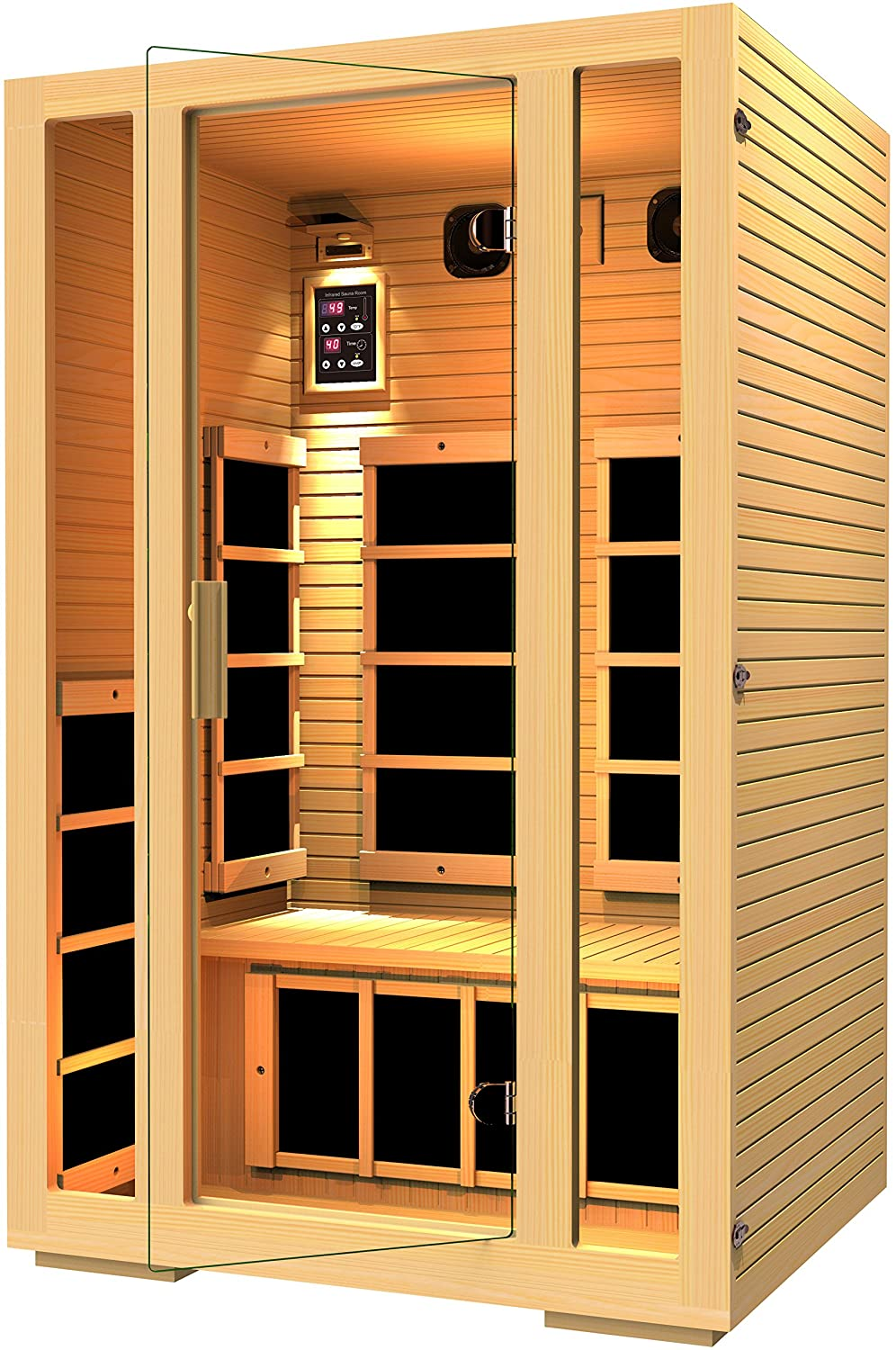 The wonders of an infrared sauna