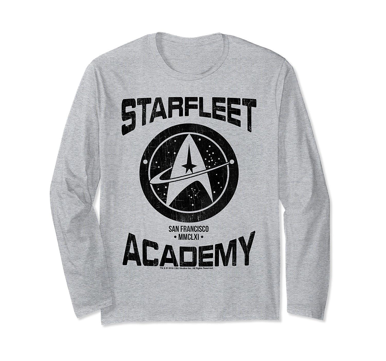 Star Trek Original Series Intro Words Above Enterprise Ship T-Shirt NEW UNWORN