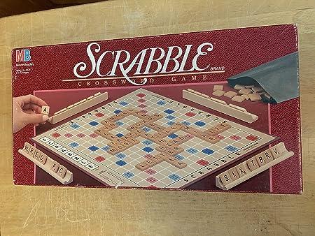 Scrabble Crossword Game 1989 by Scrabble: Amazon.es: Juguetes y juegos