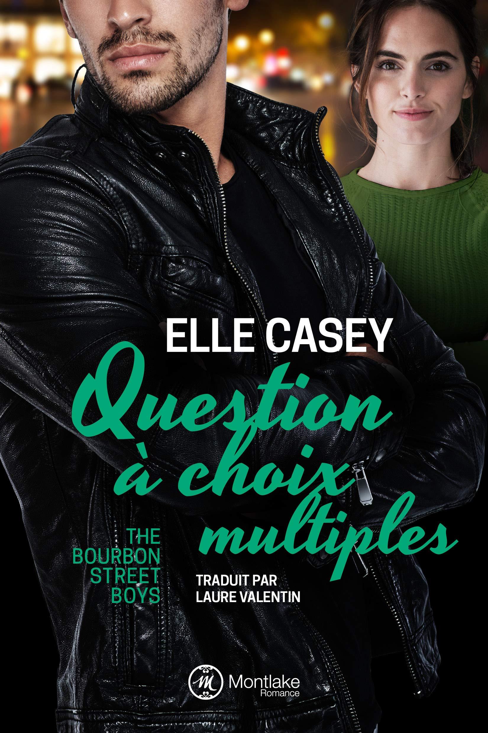 Download Question à choix multiples (The Bourbon Street Boys) (French Edition) pdf