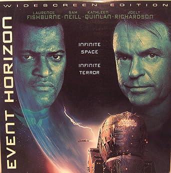 Event Horizon Laser Disc Laserdisc Ntsc Amazon Co Uk Dvd Blu Ray