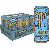 Monster Energy, Mango Loco, 473mL cans, Pack of 12