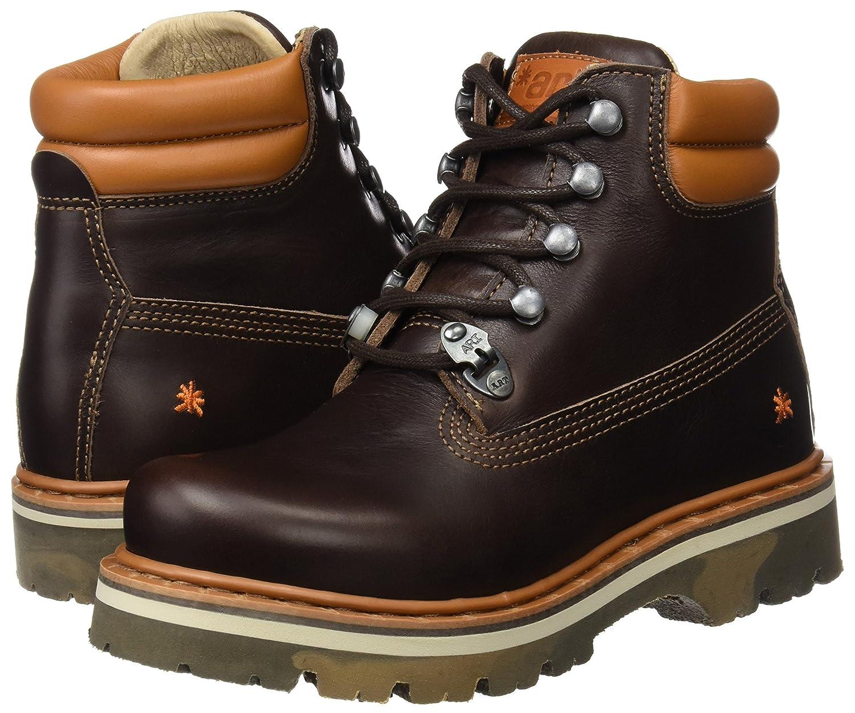 Art Unisex-Erwachsene Brown Soma Stiefel Braun (Heritage Brown Unisex-Erwachsene 1182) 8cc67a