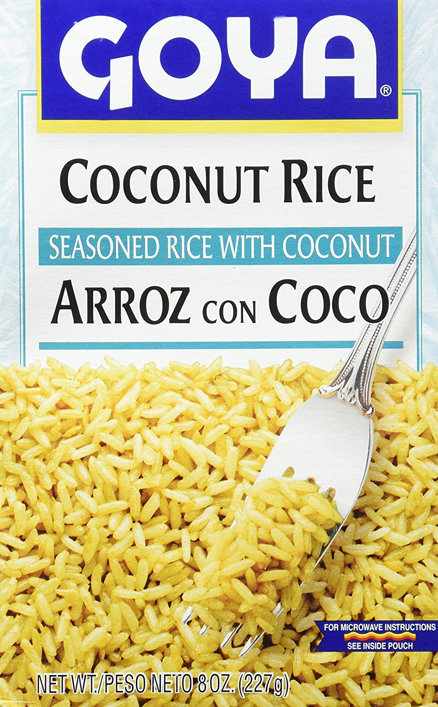 Amazon Goya Rice Mix Yellow Rice 8 Ounce Lip Liners