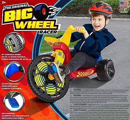 Amazon.com: Big Wheel The Original Classic 2018 16