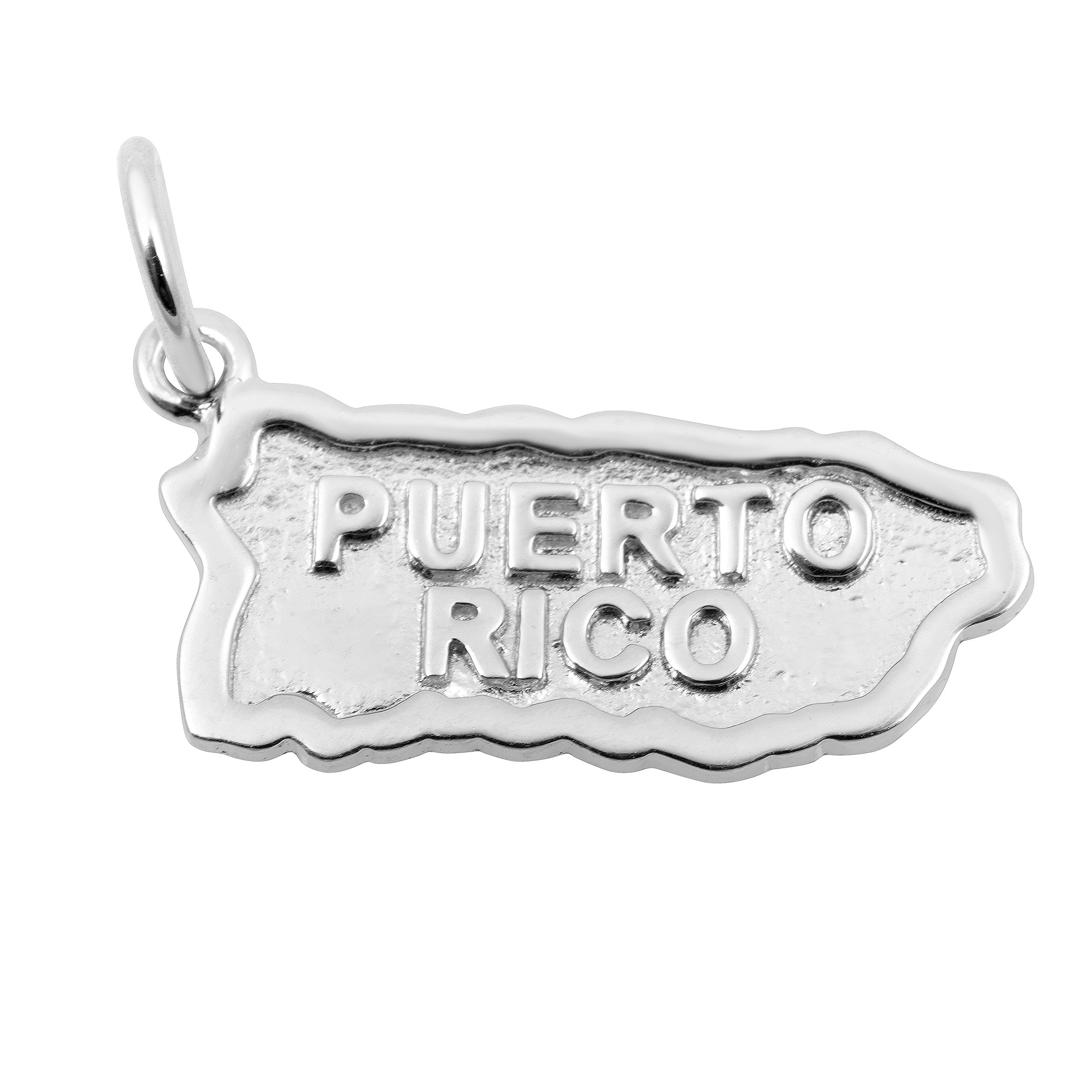 Necklace & Bracelet Charms – Travel & Places Themed Sterling Silver Jewelry by Silver on the Rocks