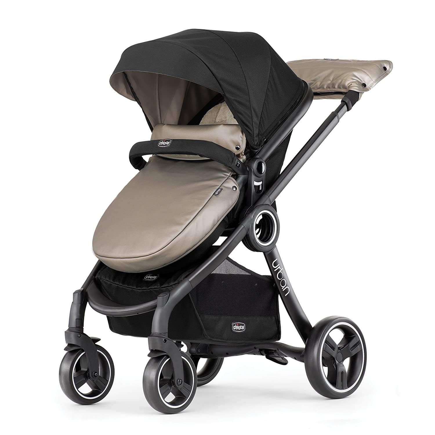 Amazon.com: Chicco Urban carriola, trufa: Baby