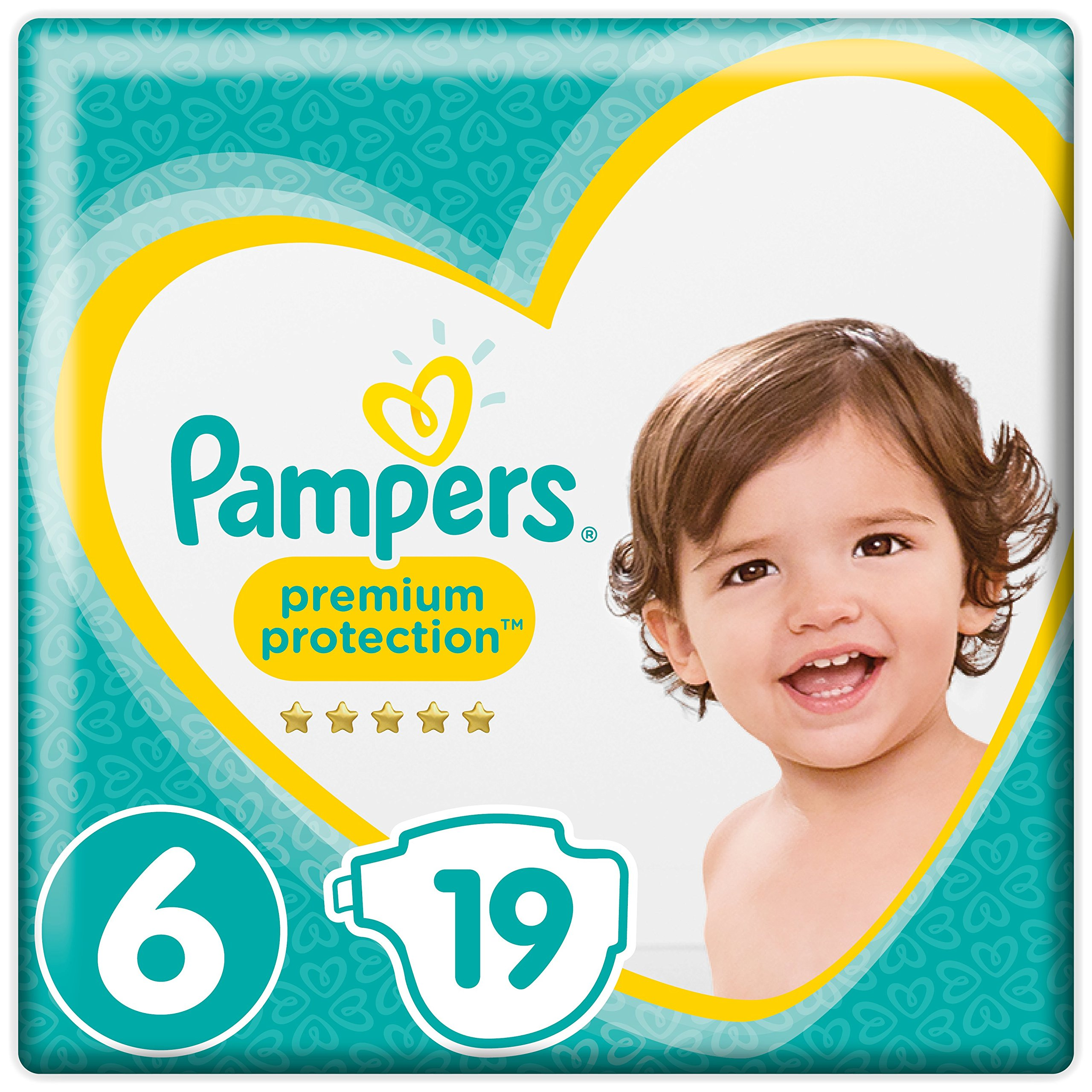 Pampers Pañales para Bebés, Protección Superior, talla 6 product image
