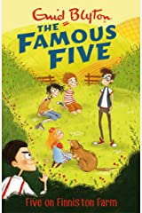 Five On Finniston Farm: Book 18 (Famous Five series) Kindle Edition