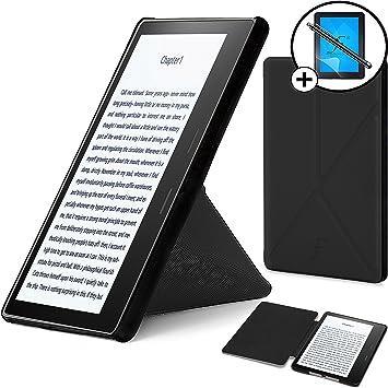 Forefront Cases Funda para Kindle Oasis 2017/2019 | Estuche y Soporte Protectora con Cierre Magnético para Amazon Kindle Oasis 2017/2019 | Ultra ...