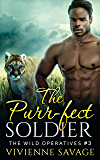 The Purr-fect Soldier (Wild Operatives Book 3)
